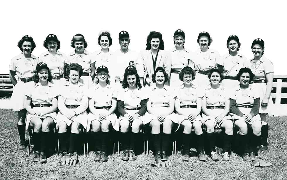 Grand Rapids Chicks baseball team